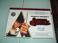 A Clockwork Orange Rare Special Edition DVD Box Set Stanley Kubrick