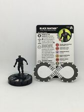 Heroclix - Black Panther 029a - Black Panther & The Illuminati Uncommon W/ Card