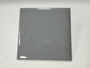 Silver Grey Ceramic Tile 4.25 in Square Subway Daltile Suede Gray 0182 Color 302