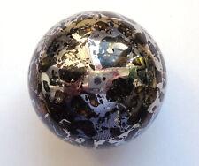 Meteorite Seymchan olivined sphere 239 grams