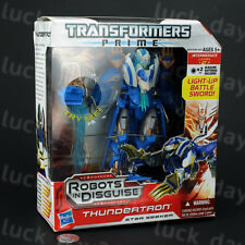 TRANSFORMERS PRIME Thundertron Voyager Class Figure
