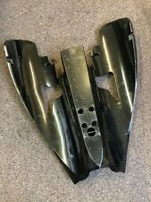 2007 Yamaha YZF-R1 5VY Rear Underseat Exhaust Shield Panel 5VY-21611-00