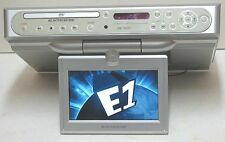 ELECTROHOME Under Cabinet Alarm Clock  AM / FM Radio TV  DVD  CD Player Perfect