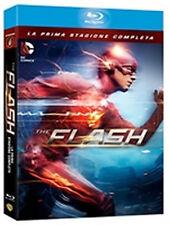 The Flash - Stagione 1 (4 Blu-Ray Disc) - ITALIANO ORIGINALE SIGILLATO -