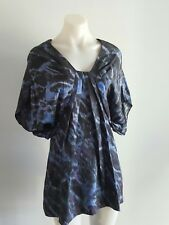 COUNTRY ROAD Batwing Silk Top -  Size S