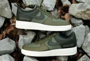 Nike Air Force 1 07 Low GTX Gore Tex Olive Green Shoes Men's Size 11 CT2858 200