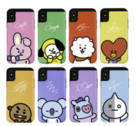 BT21 Card Bumper Case Cover BTS Official Kpop 100% Authentic Goods