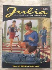 JULIA le avventure di una criminologa n.145 - FUMETTO Sergio Bonelli