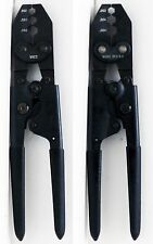 Klein Tools VACO T1720 Professional Quality Hex Coax Crimping Tool New