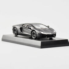 KYOSHO Model 1/64 Diecast Lamborghini Aventador LP700-4 Minicar Car Toys Black
