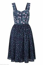 French Connection Cotton Casual Floral Dresses for Women