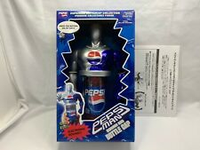 Brand-new PEPSI Pepsiman Big Bottle Cap in Box from Japan Very Rare