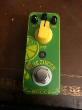 Mooer Audio The Juicer Neil Nazza Signature Overdrive Pedal