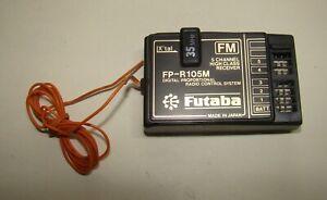 Futaba FP-R105M 5 Channel 35mhz Receiver for Radio Control