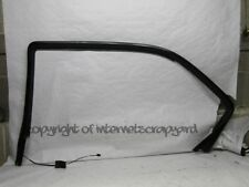 BMW 7 series E38 91-04 V8 LWB RH OSR rear plastic window frame trim surround
