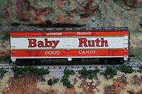 HO Scale Tyco Box Car Baby Ruth good candy A curtiss product NADX #5342