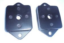 (x2) JAGUAR 420G (** Not 420 **)    FRONT SANDWICH SUBFRAME MOUNTS   (1966- 70)