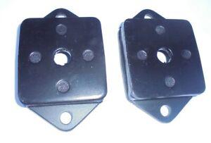 (x2) JAGUAR MkX, Mk10 (3.8 & 4.2)    FRONT SANDWICH SUBFRAME MOUNTS   (1961- 70)