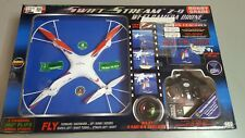 Swift Stream Z-9 Remote Control Camera Drone - 2.4 GHz White