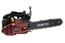 RAWETEC RT-25 Einhandsäge Benzinmotorsäge Kettensäge mit Ersatzkette 25 cm