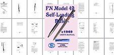 FN Model 49 Self Loading Rifle Manual