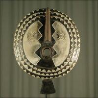 59957) Afrikanische Holz Maske Bwa Burkina Faso Afrika KUNST