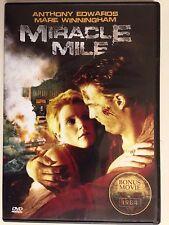 MIRACLE MILE / 1984 (Bonus Feature) (DVD,2012) (NEW)