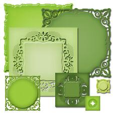 Spellbinders - Nestabilities - Adorning Squares
