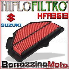 FILTRO ARIA HIFLO HFA3613 PER SUZUKI GSR 600 K6 L0 2006 2007 2008 2009 2010