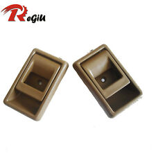 For 95-00 Toyota Tacoma Tercel Pick Up Inside Left Right Tan Side Door Handle