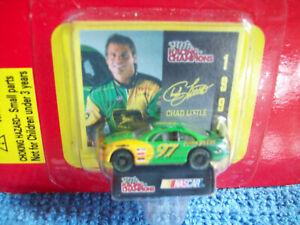 JOHN DEERE  1:144 SCALE Nascar #97 car 1997 Racing Champions CHAD LITTLE 1/144