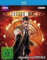 DOCTOR WHO - DIE KOMPLETTEN SPECIALS - BLU-RAY NEU!!