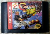 Contra: Hard Corps (Sega Genesis, 1994) **TESTED AND WORKING**