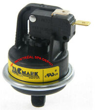 "Tecmark PRESSURE SWITCH model 4010P for spa & hot tub heater w/ 1/8""mpt port"