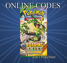 Pokemon Trading Card Game ONLINE code for XY - ROARING SKIES (EMAIL) 1x