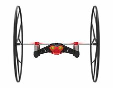 Parrot Mini Drone Rolling Spider-Red-Camera Attached-Easy Flips-Super Stable-NIB