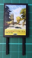 Advertising Hoarding (Leamington Spa)