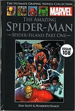 Marvel Ultimate Graphic Novels Issue 108: Spider-Man Spider-island Part one #D2