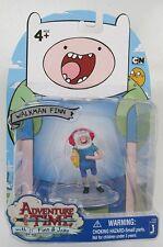 Adventure Time Walkman FINN 2 inch Figure Cartoon Network 2012 NEW