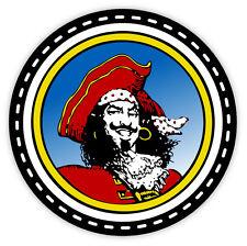 """Captain Morgan sticker decal 4"""" x 4"""""""