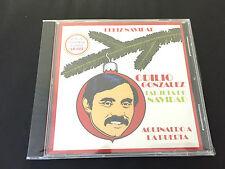 ODILIO GONZALEZ - TARJETA DE NAVIDAD/ CON YOMO TORO Y NIEVES QUINTERO- CD