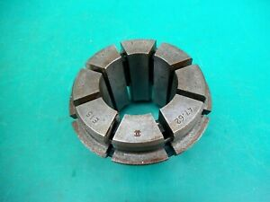"""ENGINEERS CRAWFORD MULTIBORE COLLET T285 E15  1-3/4""""- 1-7/8""""   44.45- 47.67MM"""