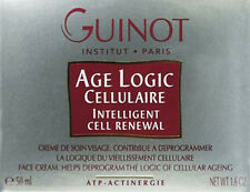 Guinot Age Logic Cellulaire Rejuvenating Cream Creme 50ml(1.6oz) Brand New