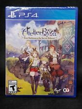 Atelier Ryza: Ever Darkness & the Secret Hideout (Playstation 4/Ps4) Brand New