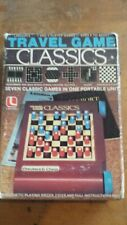 Travel Game Classics, 7 Games in one portable unit, by Lakeside Travel