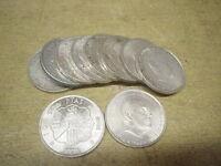 Anlegerposten , Spanien Silber, 10 x 100 Peseten , 190 gramm, Investorenpaket