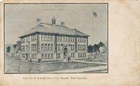 SALEM NJ – New High School Building – udb (pre 1908)