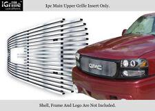 Fits 01-06 GMC Yukon Denali/Yukon/Sierra Stainless Steel Billet Grille