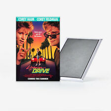 License to Drive Movie Poster Refrigerator Magnet 2x3 Corey Haim Feldman
