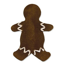 New Sizzix Bigz Tim Holtz Alterations Gingerbread die 656924 Retired